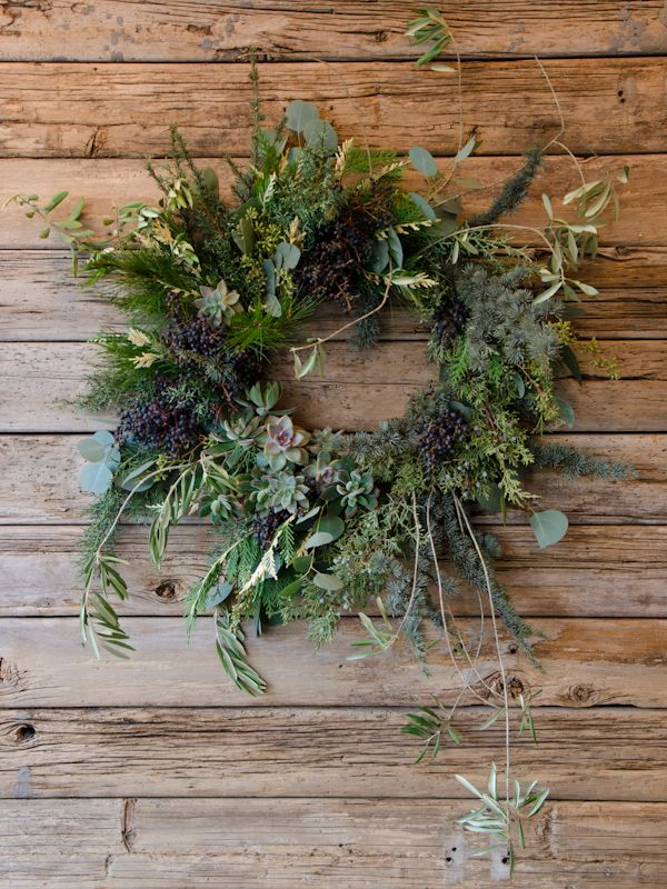Studio Choo custom holiday wreaths