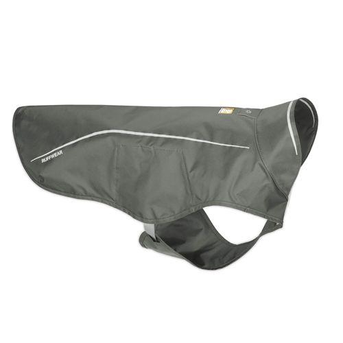 Ruffwear Sun Shower Waterproof Rain Jacket Purple M: Waterproof, trail ready & packable, this PVC free rain jacket is ready for any weather…