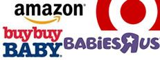Make sure to sign up for multiple baby registries to take advantage of completion discounts. I used Amazon and Target. I was already an Amazon Prime member so I received 15% off baby items...not any item on the registry because it didn't recognize the children's books. Target was 10% off but you can add about anything to the shopping cart to use the online discount.