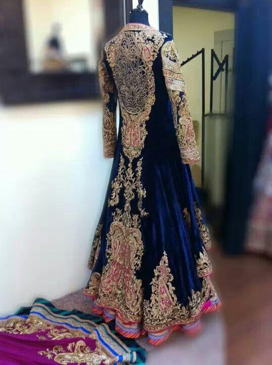 ♥ Thinking of re-using sari/ wedding dress to create stunning embroidered evening coat