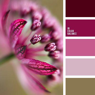 color rosado grisáceo, combinación rosado-marrón, elección del color para el diseño, lila claro, lila oscuro, lila y marrón, lila y rosado, marrón y lila, marrón y rosado, proyecto para diseñar una casa, rosado grisáceo, rosado pálido, rosado y marrón, selección de colores para hacer una