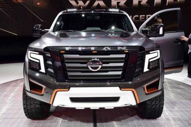 Nissan Titan Warrior Price >> 2020 Nissan Titan Warrior