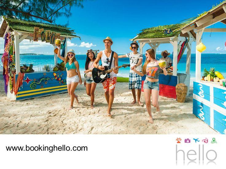 EL MEJOR ALL INCLUSIVE AL CARIBE. Invita a tus amigos a planear unas vacaciones a los mejores destinos del Caribe. En Booking Hello creamos diferentes packs all inclusive, para que disfruten de toda la diversión en los resorts Catalonia, complejos turísticos espectaculares que se ubican en las playas más hermosas. Te invitamos a visitar nuestra página en internet www.bookinghello.com, para elegir tu pack y hacer la reservación. #elmejorpaquetealcaribe