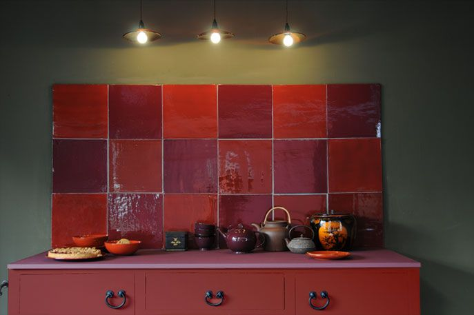 Emery \ cie - Carrelages - Kleurtjes - Exemples - Cuisines
