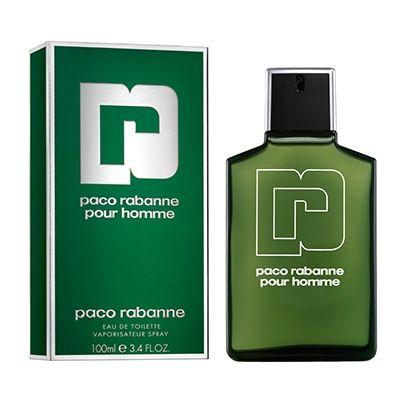 Perfume Paco Rabanne Pour Homme EDT Masculino 100ml Paco Rabanne Perfume