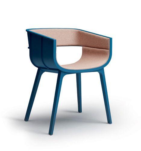 "Salone di Milano 2012 Preview: ""Maritime S"" Chair & ""Pontoon"" Table by Benjamin Hubert #mdw12 #milano"