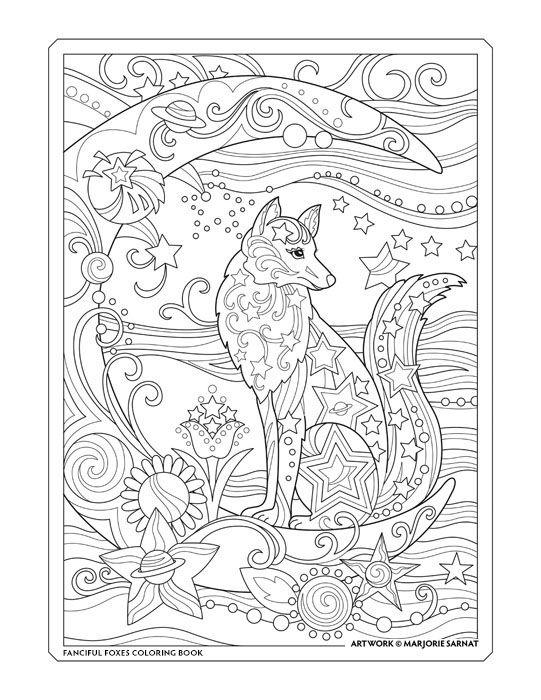 Fanciful Foxes — Marjorie Sarnat Design & Illustration