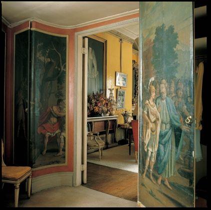 119 best beautiful interiors nancy lancaster images on pinterest beautiful interiors. Black Bedroom Furniture Sets. Home Design Ideas