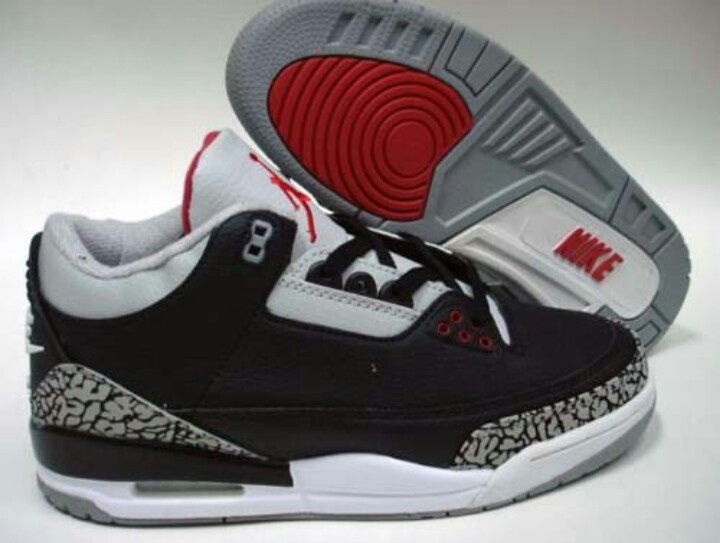 jordan 3s.. luv these.
