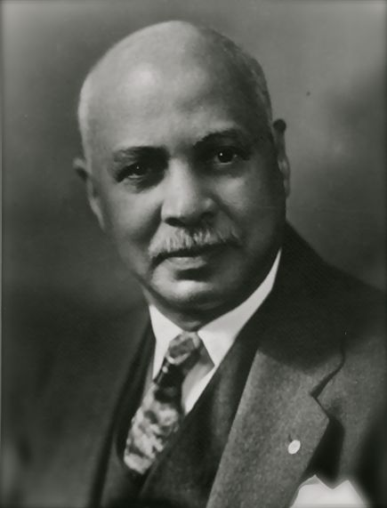 "Today In History  'William Christopher Handy, ""Father of the Blues,"" revolutionized the music world by publishing the ""Memphis Blues,"" the first recorded Blues song, on this date September 27, 1912.'  (photo: William Christopher Handy)  - CARTER Magazine"