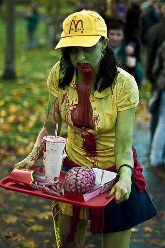 17 best ideas about zombie kostüm selber machen on pinterest, Hause ideen