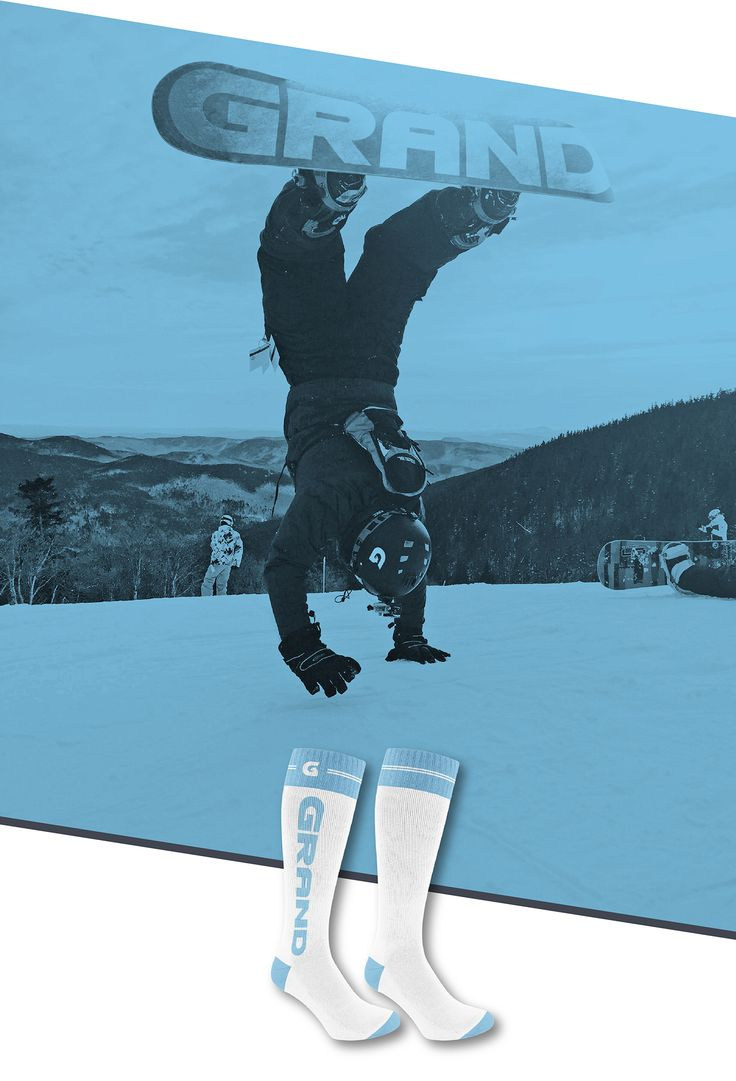 Grand - Snowboarding & Apparel on Behance