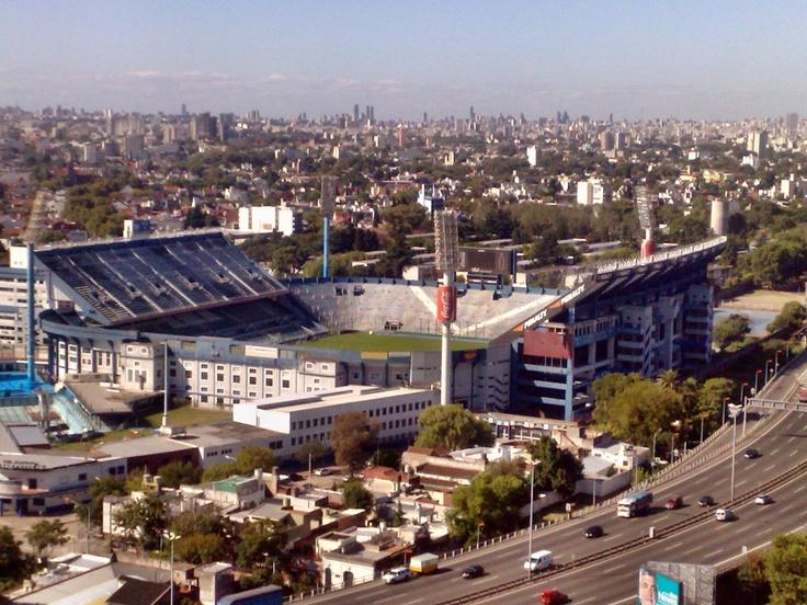 Estadio José Amalfitani del C.A.Velez Sarsfield, Argentina