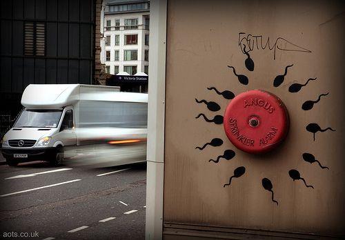 Banksy - Alarm