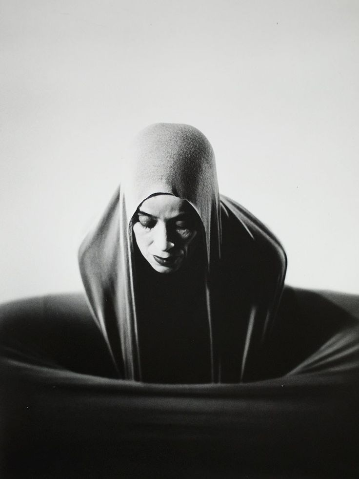 Martha Graham, Lamentation #Dance #artist #modern