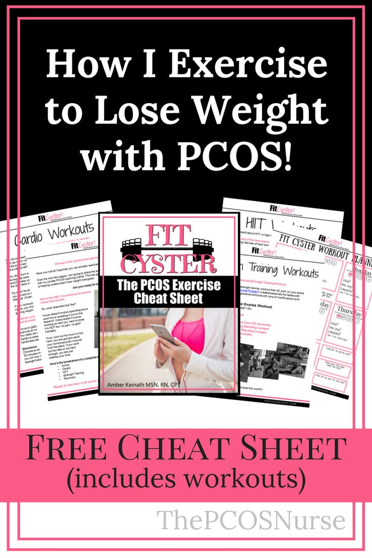pcos weight loss programs pdf
