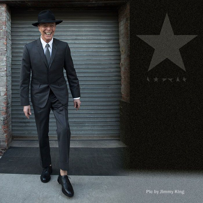 A ùltima sessão de fotos de David Bowie antes de sua morte