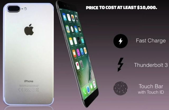 The Rumored Price Of iPhone 8 Said To Be At $1,000  http://www.2020techblog.com/2017/05/the-rumored-price-of-iphone-8-said-to.html      #iPhnoe #technology #technews