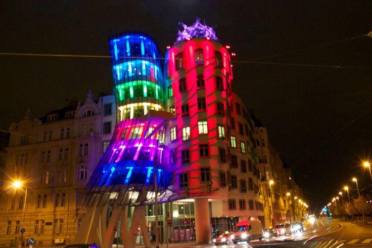 Signal Light Festival starts tomorrow in Prague! It will be held till October 18.