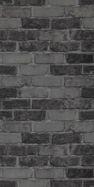 Fräck och naturtrogen tegeltapet från kollektionen Mirage 49783. Klicka för att se fler tuffa tapeter för ditt hem!