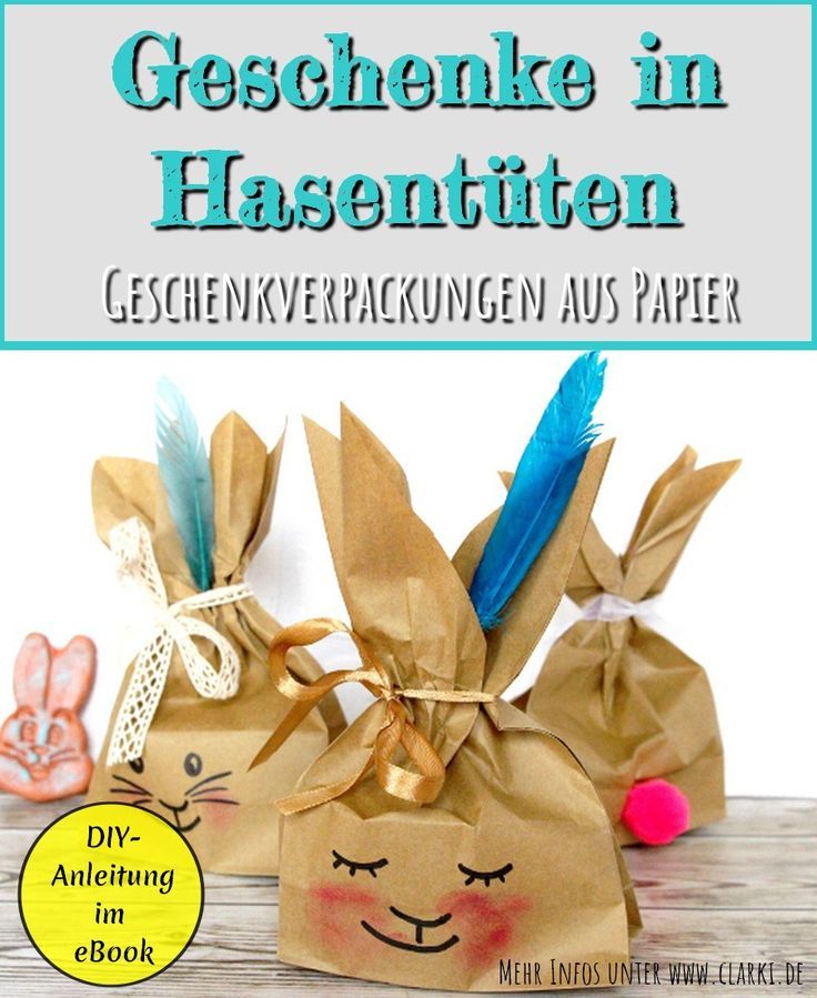 242 best diy b cher ebooks images on pinterest baby books book covers and books for kids - Last minute ostergeschenke ...