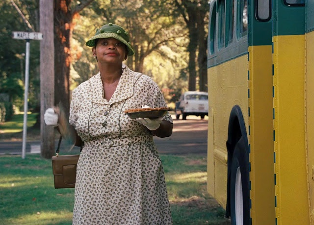 The Help......with the pie.... ; )