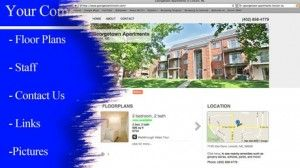 Be Proactive with Your Apartment Websites