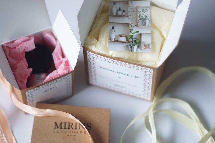 Hello Freckles Mirins Copenhagen Products Review
