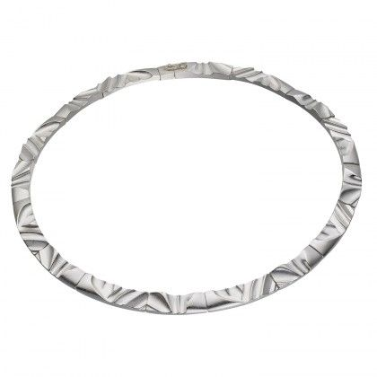 Lapponia Jewelry / Apache Necklace / Design: Björn Weckström