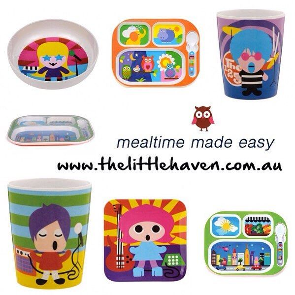 Practical and fun mealtime products available on our website. Online now http://ift.tt/29pqnIn