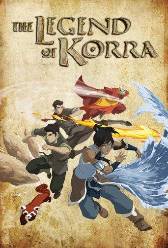 Assistir Avatar - A Lenda de Korra online Dublado e Legendado no Cine HD