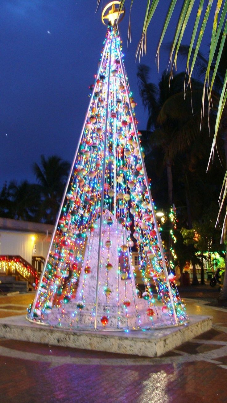 Florida christmas ornament - Christmas In Key West
