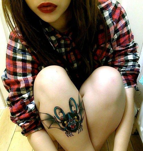 Nice 25 Girl Tattoo Ideas http://www.designsnext.com/?p=32733