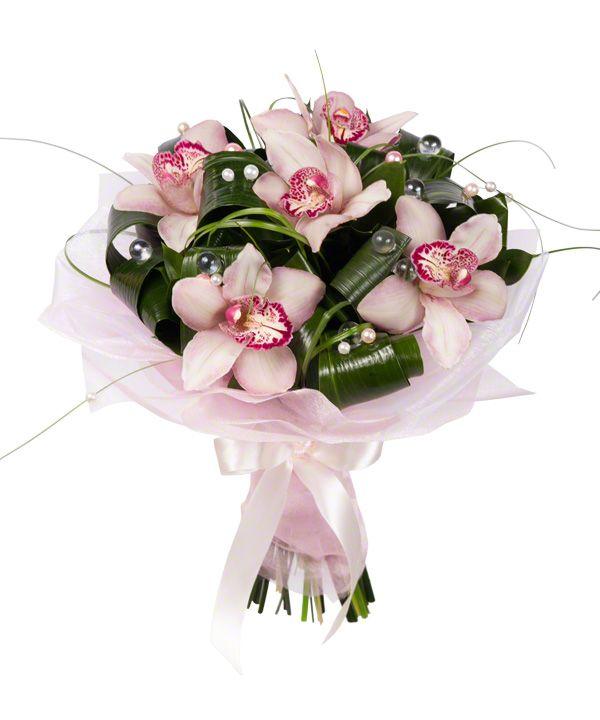 """Букет из орхидей """"Piccolo amore"""""""