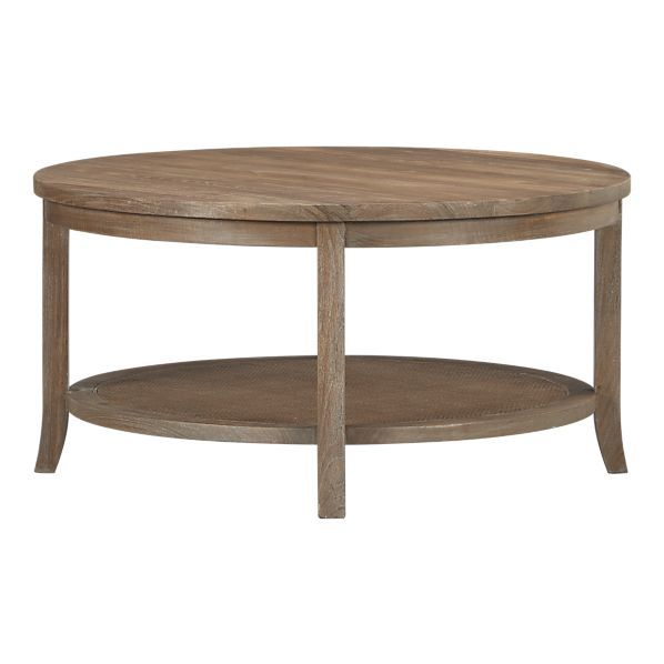 Teak Ottoman Coffee Table: 1000+ Images About Round Coffee Tables On Pinterest