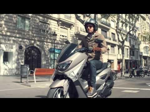 Nova Yamaha NMax - MotoNews - Andar de Moto
