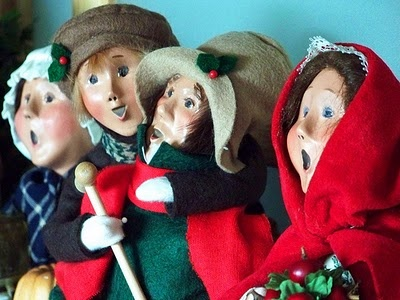 Byers carolers looking forward to getting mine out soon