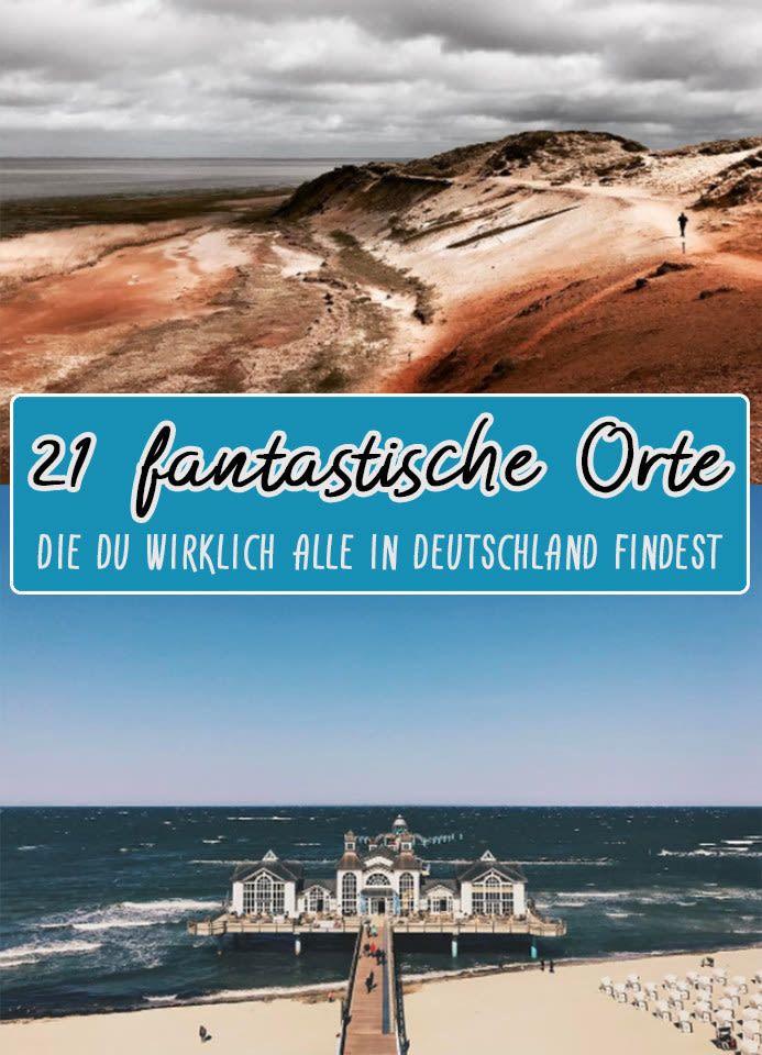 21 fantastische Orte, die du wirklich alle in Deutschland findest – Lynnie Beautyfield
