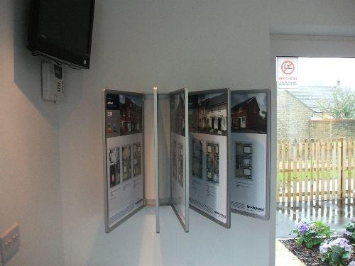 A1 Wall Flip Displays