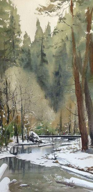 To Yosemite Falls
