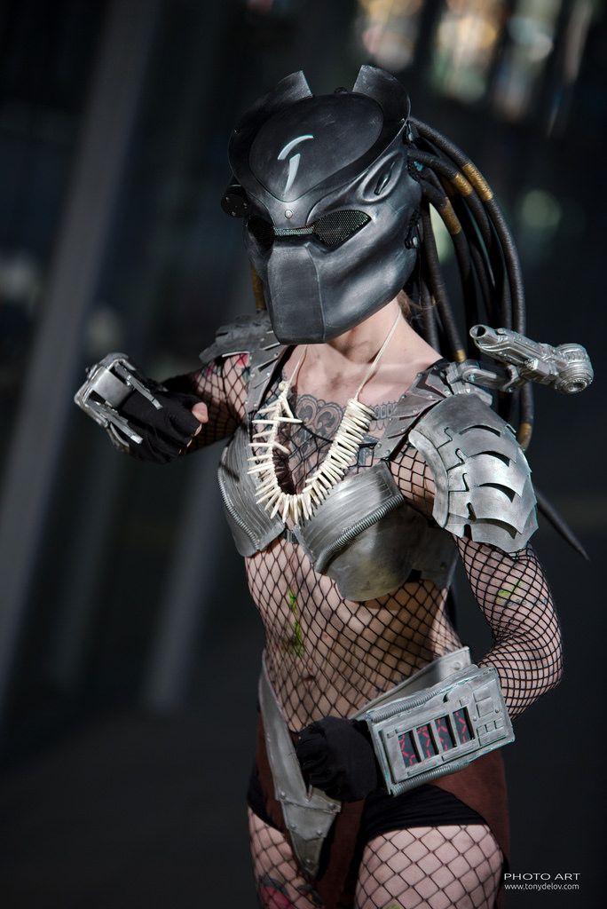 Oz Comic Con - Cosplayer