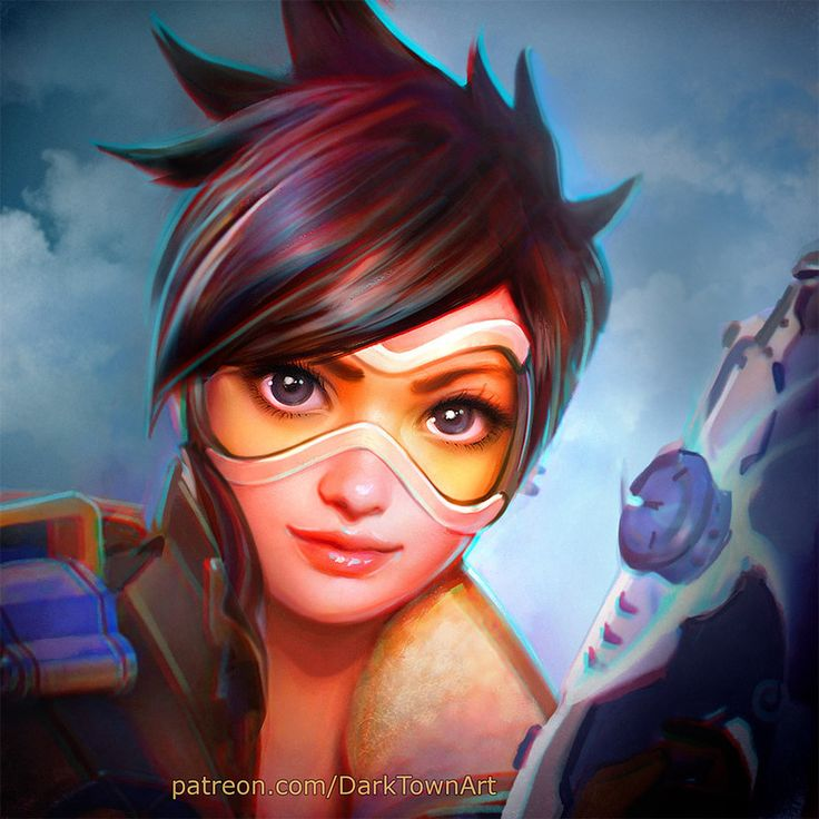264 Best Images About Overwatch Art On Pinterest