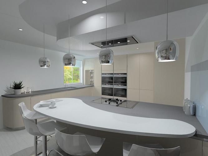 We Offer A Free, In Depth And Skilled Kitchen Design Service.