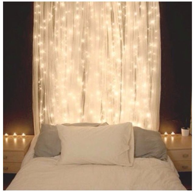 25 best ideas about curtain over bed on pinterest curtain rod canopy curtain ideas and - Ideas for canopy bed curtains ...