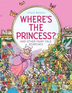 """A fairy tale themed search-and-find activity book invites children to peruse elaborately detailed spreads dedicated to 12 favorite classics, including """"Little Red Riding Hood"""" and """"The Little Mermaid,"""" to find elusively hidden objects."""