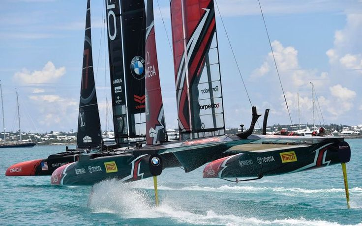 Team NZ's America's Cup - in pictures | Radio New Zealand News