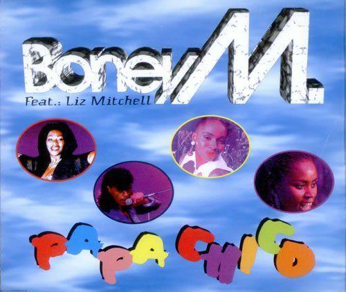 1994 - Single: Boney M. feat. Liz MItchell: Papa Chico (incl. 3 versions)