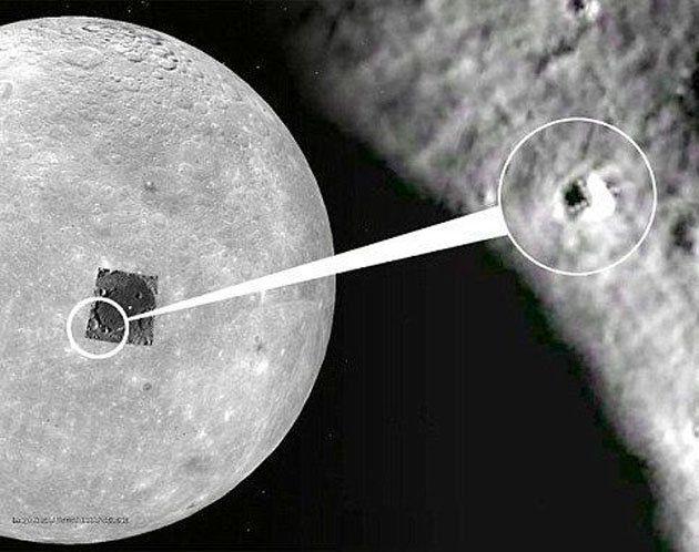 Alien Moon Base: perchè la NASA non vuole tornare sulla Luna