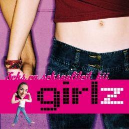 'Girlz' is een grappige brochure in klein formaat over seks en seksualiteit, bedoeld voor meisjes van 13 tot 18 jaar. Aan bod komen onder meer het veranderende meisjeslichaam, verliefd worden, emoties, menstruatie, de vagina, seksuele voorkeuren, foute contacten, de eerste keer, veilig vrijen, masturbatie en orgasme