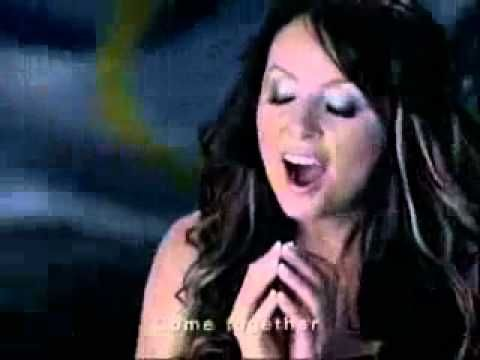 Sarah Brightman - Official Olympic Song - London 2012